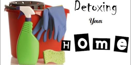 Detoxing Your Home Naturally (All things Thieves)