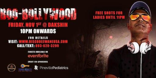 BOO-BOLLYWOOD ! Bollywood DJ Night Featuring DJ Bose