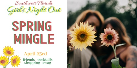 Fort Myers Girl's Night Out: Spring Mingle at i-Topian Optical tickets