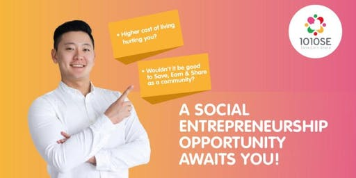 Need Additional Income ?  (Entrepreneurship Opportunity)