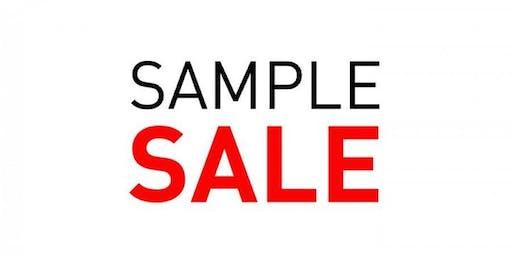GLH SAMPLE SALE (WEDS 10AM)