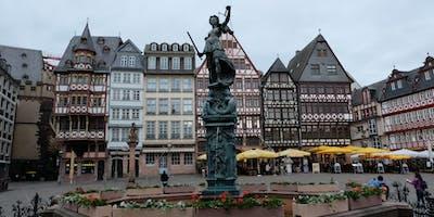 """Fr,06.12.19 Wanderdate """"Single Wandern Frankfurt zur Kneipentour mit Weihnachtsmarkt für 30-49J"""""""