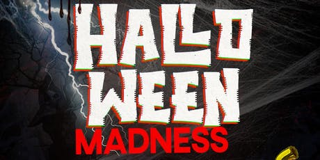 Halloween Madness Tickets