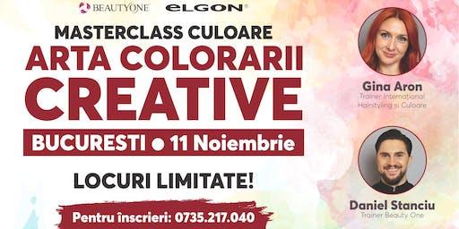 Masterclass - Arta Colorarii Creative