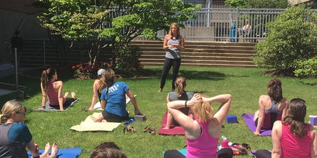 Free Yoga for Crombie Clients and Employees tickets