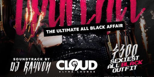 #OPULENCE  The Ultimate All Black Affair