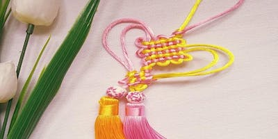 Chinese Knotting Art Sessions (Burnley Campus)