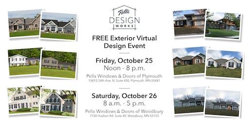 FREE Exterior Virtual Design Event by Pella