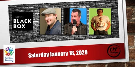 Dave Russo & Friends Saturday January 18th at Peabody Black Box Theater tickets
