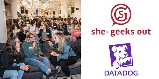 She+ Geeks Out in NYC Panel sponsored by Datadog: Making the Leap to Manager