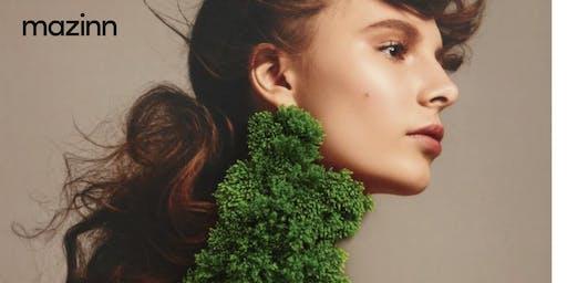Mujeres imaginando el futuro de los productos de belleza