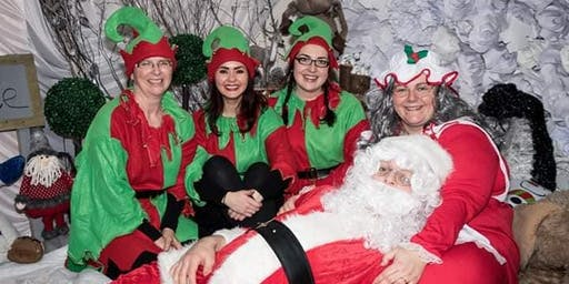 Relaxed Santa at Jack & Friends Centre For Children with Autism & Additional Needs