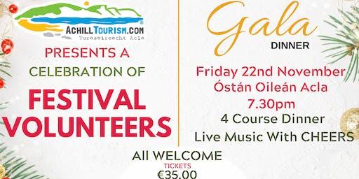 A Celebration of Festival Volunteers!