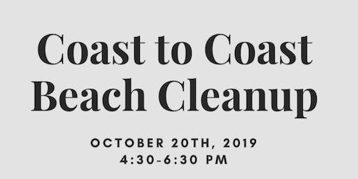 Coast to Coast Beach Cleanup