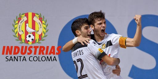 Industrias Santa Coloma - FC Barcelona