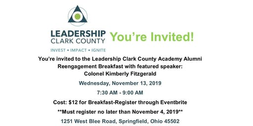 Leadership Clark County Reengagement Breakfast