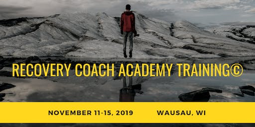 5 DAY CCAR Recovery Coach Academy© by Dr. David MacIntyre Consulting, LLC