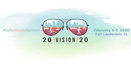 Safe Streets Summit 2020 tickets