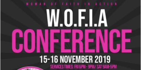 WOFIA CONFERENCE 2019 tickets