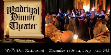 The Madrigal Dinner tickets