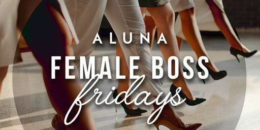 Female Boss Fridays presents Angel Alliance