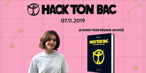 HACK TON BAC / lancement