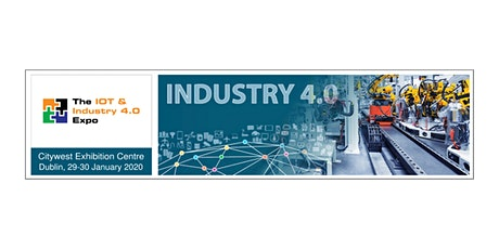 The IOT & Industry 4.0 Expo tickets