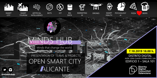 OPEN SMART CITY ALICANTE : PROJECTS & TEAMS