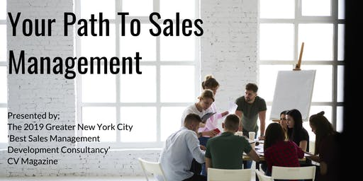 Your Path To Sales Managment