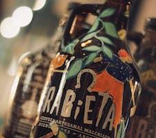 #Rabietarte // música en vivo, growlerart y cerveza artesanal