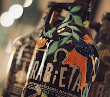#Rabietarte // música, arte y cerveza artesanal // 1 birra hasta las 20:30