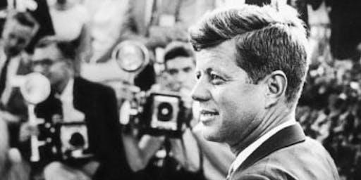 JFK in Hays, Kansas