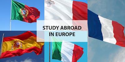 Study Abroad in Europe (Mediterranean)