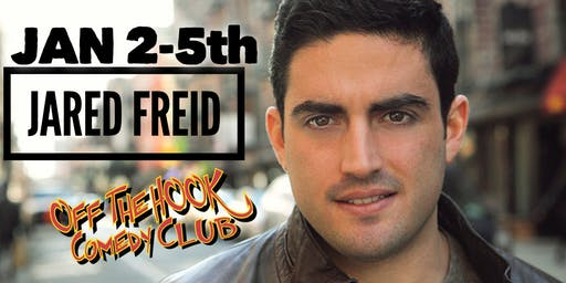 Comedian Jared Freid Live in Naples, Fl  Off the hook comedy club