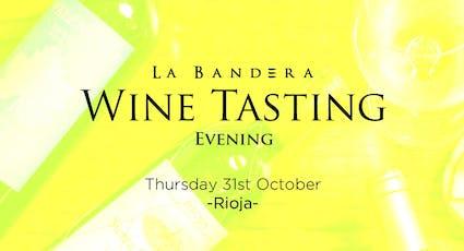 Wine Tasting at La Bandera tickets