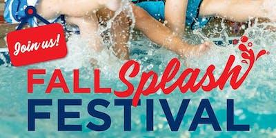 Fall Splash Festival