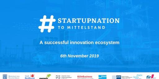 A successful innovation ecosystem