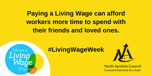Living Wage Week Business Breakfast - Ayrshire