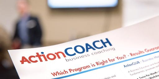 ActionCOACH Business Success Center of Longview Grand Opening