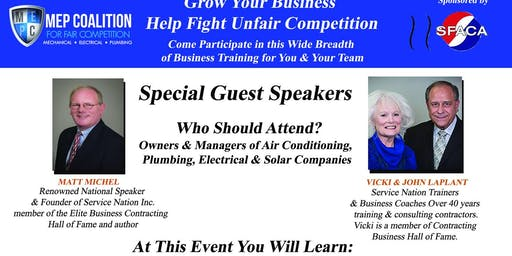 Grow Your Business - Fight Unfair Competition
