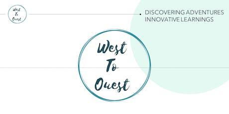 Faites voyager votre vie avec West to Ouest !  billets