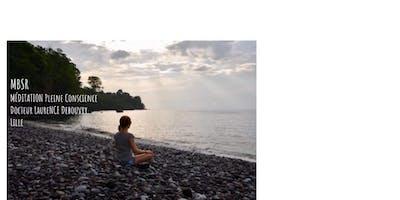 Conférence gratuite MBSR à Lille (programme de réduction du stress basé sur la méditation pleine conscience)
