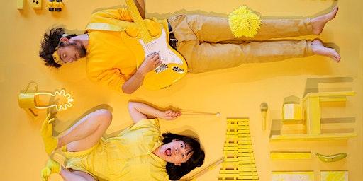't Zonnehuis op zijn kop: Geel (2+) - onderdeel van Familiefestival Kleurrijk