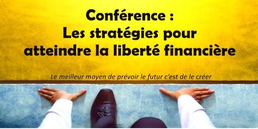 Les stratégies pour atteindre la liberté financière