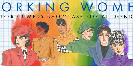 Working Women Comedy - November 2019 tickets