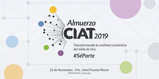 Almuerzo CIAT 2019