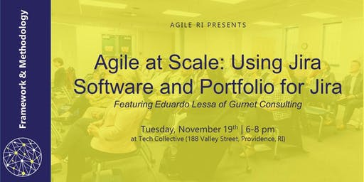 Agile RI: Agile at Scale using Jira Software & Portfolio for Jira