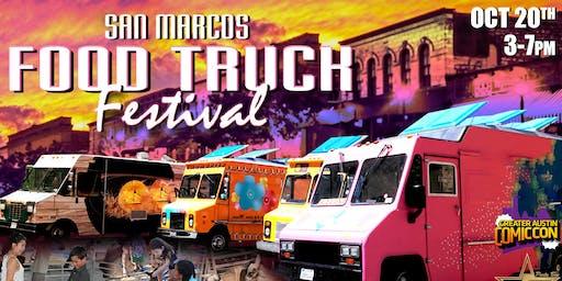 San Marcos Food Truck Festival