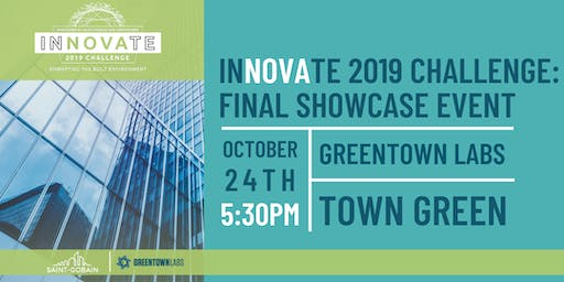InNOVAte 2019 Challenge: Final Showcase Event