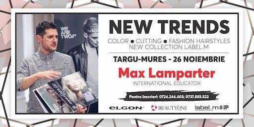 Masterclass Max Lamparter - New Trends
